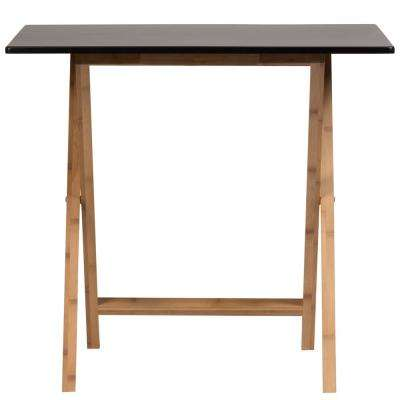Solid Bamboo Frame Folding Desk