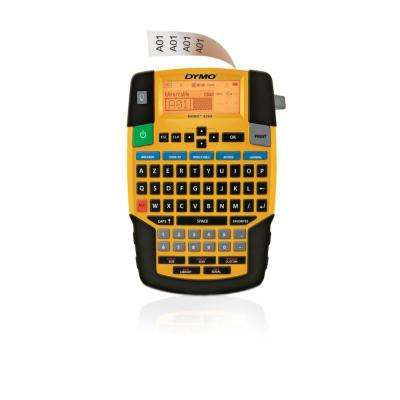 Rhino Industrial 4200 Label Maker