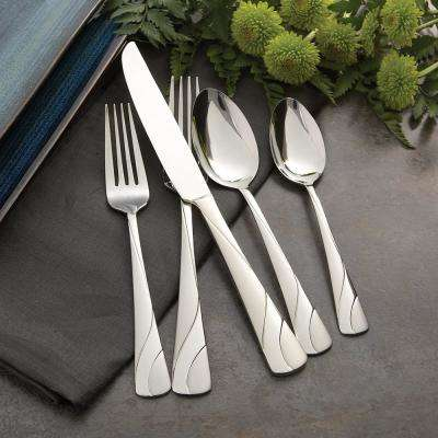 Oneida River 20-Piece Flatware Set