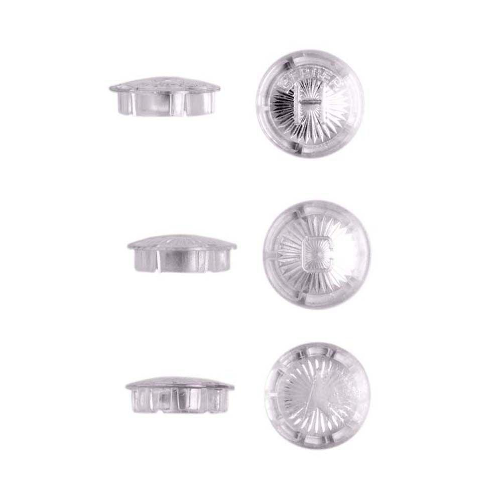 Chrome - American Standard - Caps & Index Buttons - Faucet Parts ...