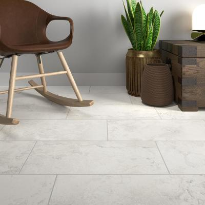 Seabrook Shell 12 in. x 24 in. Porcelain Floor Tile (11.57 sq. ft. / carton)