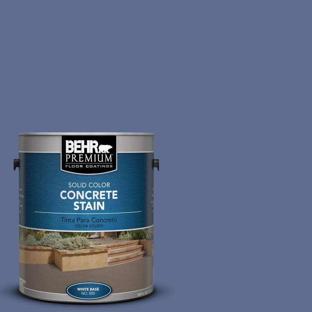 BEHR Premium 1 gal. #PFC-59 Porch Song Solid Color Concrete Stain