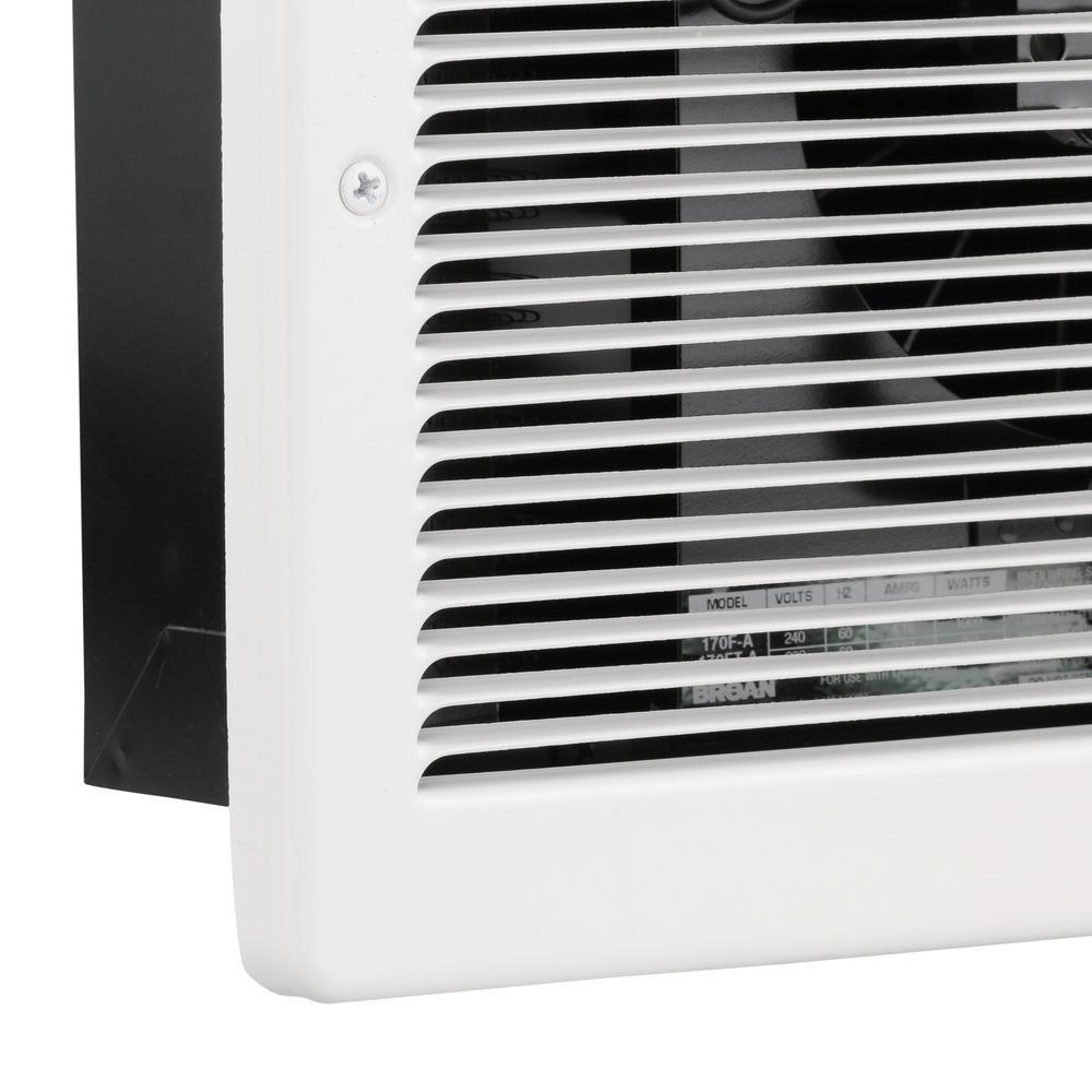 Broan 120 Wall Heater White Grille 500//1000 Watt 120 VAC
