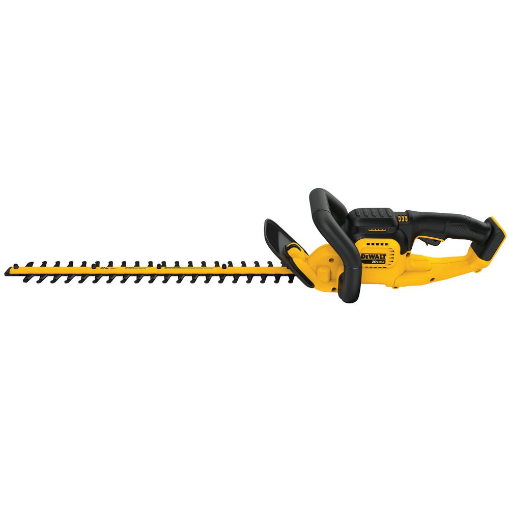 20-Volt MAX Lithium-Ion Cordless 22 in. Hedge Trimmer (Tool Only)