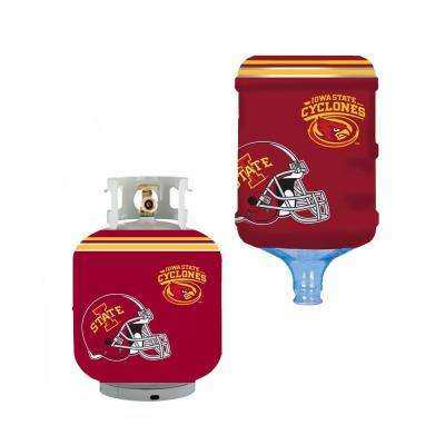 Iowa State Cyclones Propane Tank Cover/5 Gal. Water Cooler Cover
