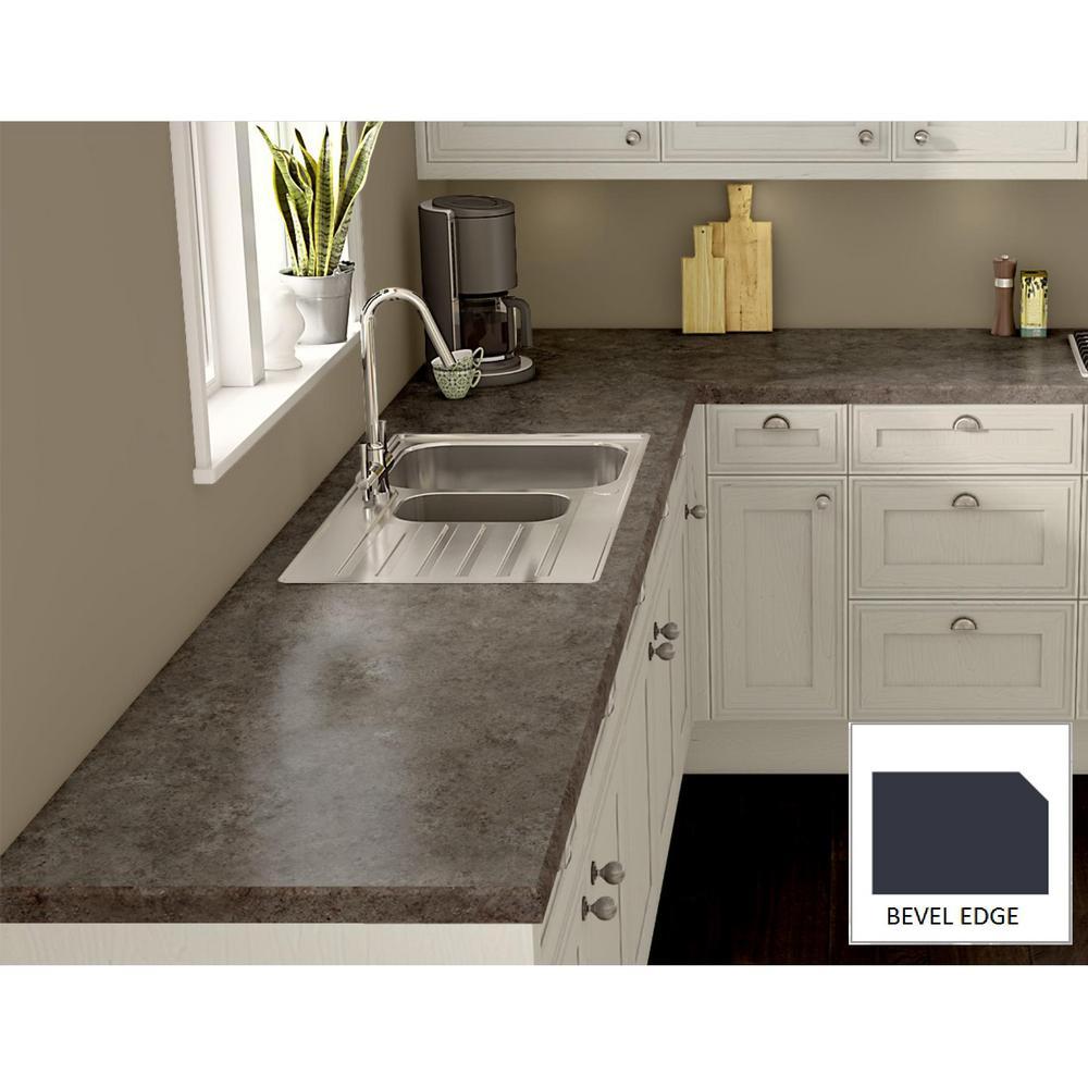 Wilsonart Madura Garnet Laminate Custom Bevel Edge C F B144492152 The Home Depot