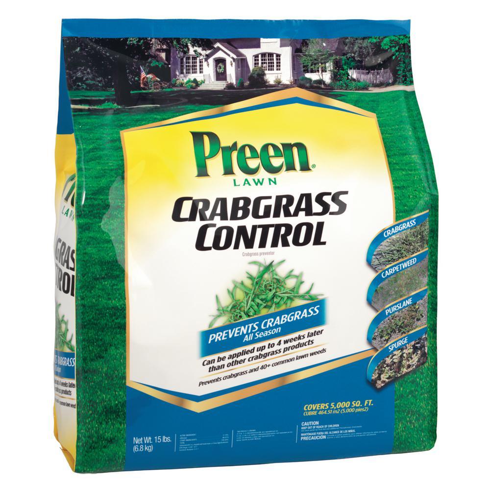 15 lbs. Lawn Crabgrass Control