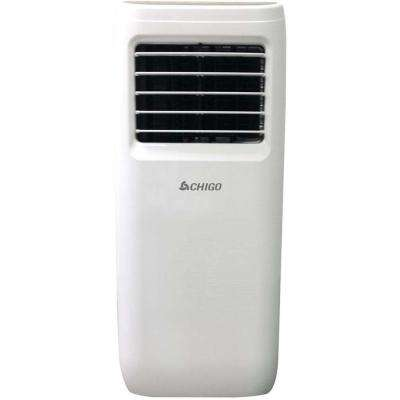 6,000 BTU Portable Air Conditioner with Dehumidifier and Remote