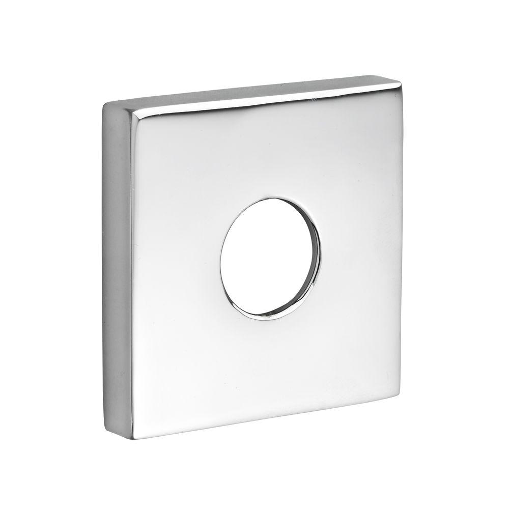 American Standard Square Shower Arm Escutcheon, Satin Nickel