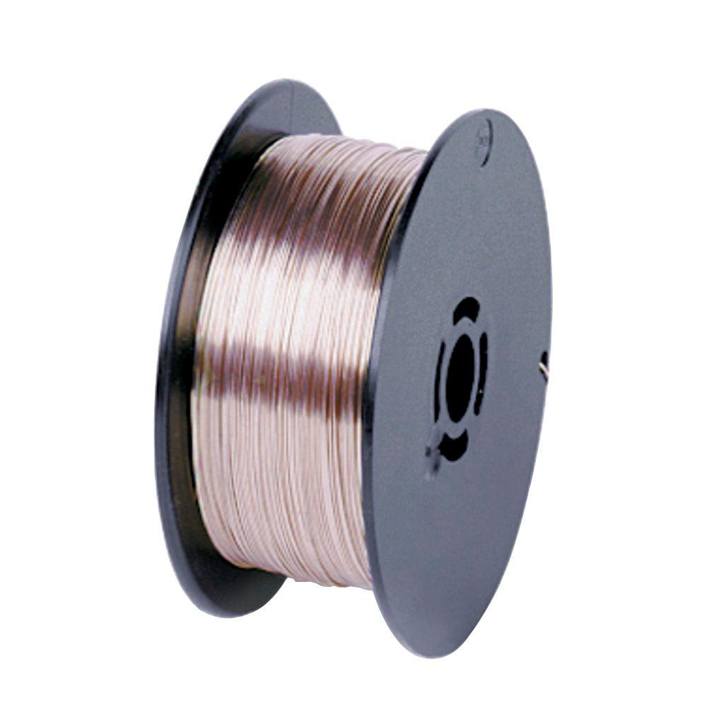 .035 in. SuperArc L-56 ER70S-6 MIG Welding Wire for Mild Steel