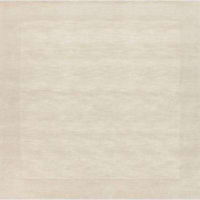 FoxcroftIvory 10 ft. x 10 ft. Indoor Square Area Rug