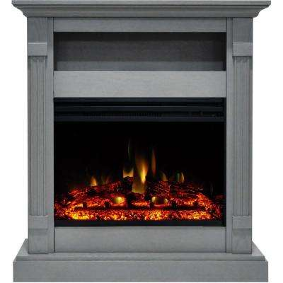 300 400 Freestanding Electric Fireplaces Electric