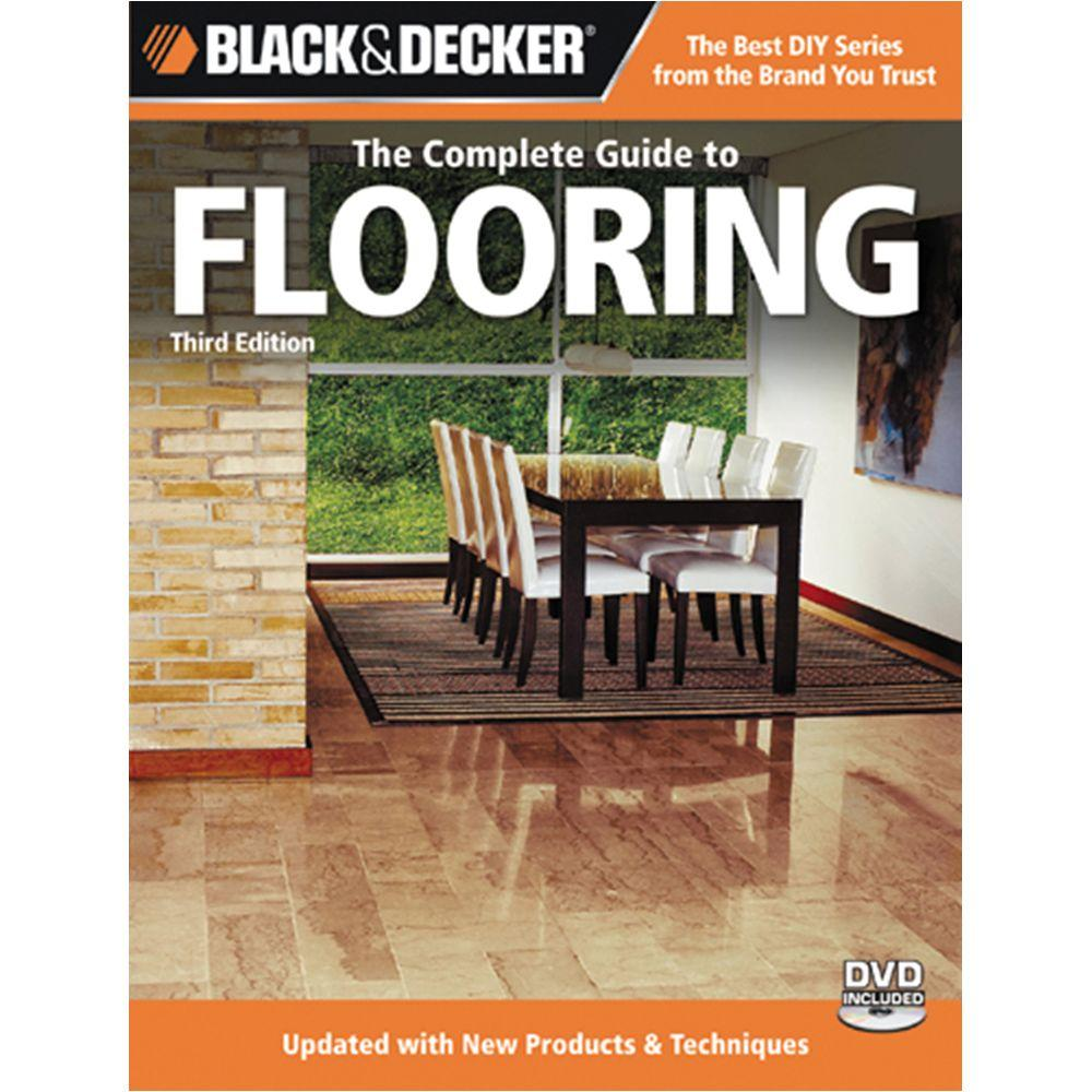 The Complete Guide to Flooring 3rd Edition with DVD