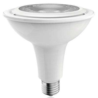 120W Equivalent Warm White PAR38 Dimmable LED Light Bulb (2-Pack)