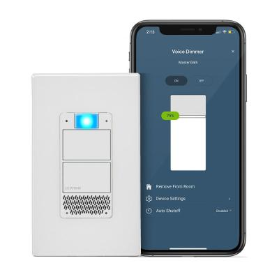 Decora Smart Wi-Fi Voice Dimmer with Amazon Alexa Built-In No Hub Required
