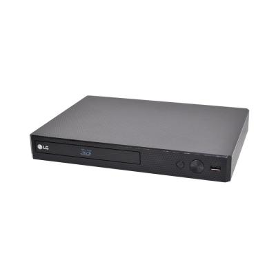 BluRay Player with Hidden Camera