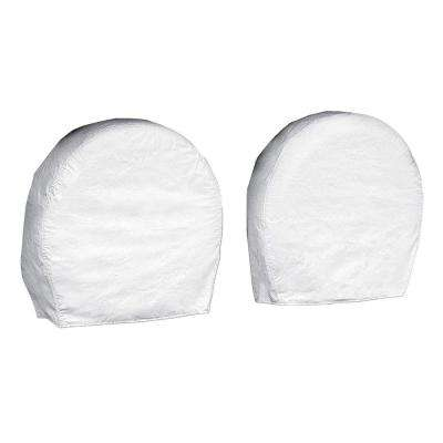 32 to 34-1/2 in. RV Wheel Covers
