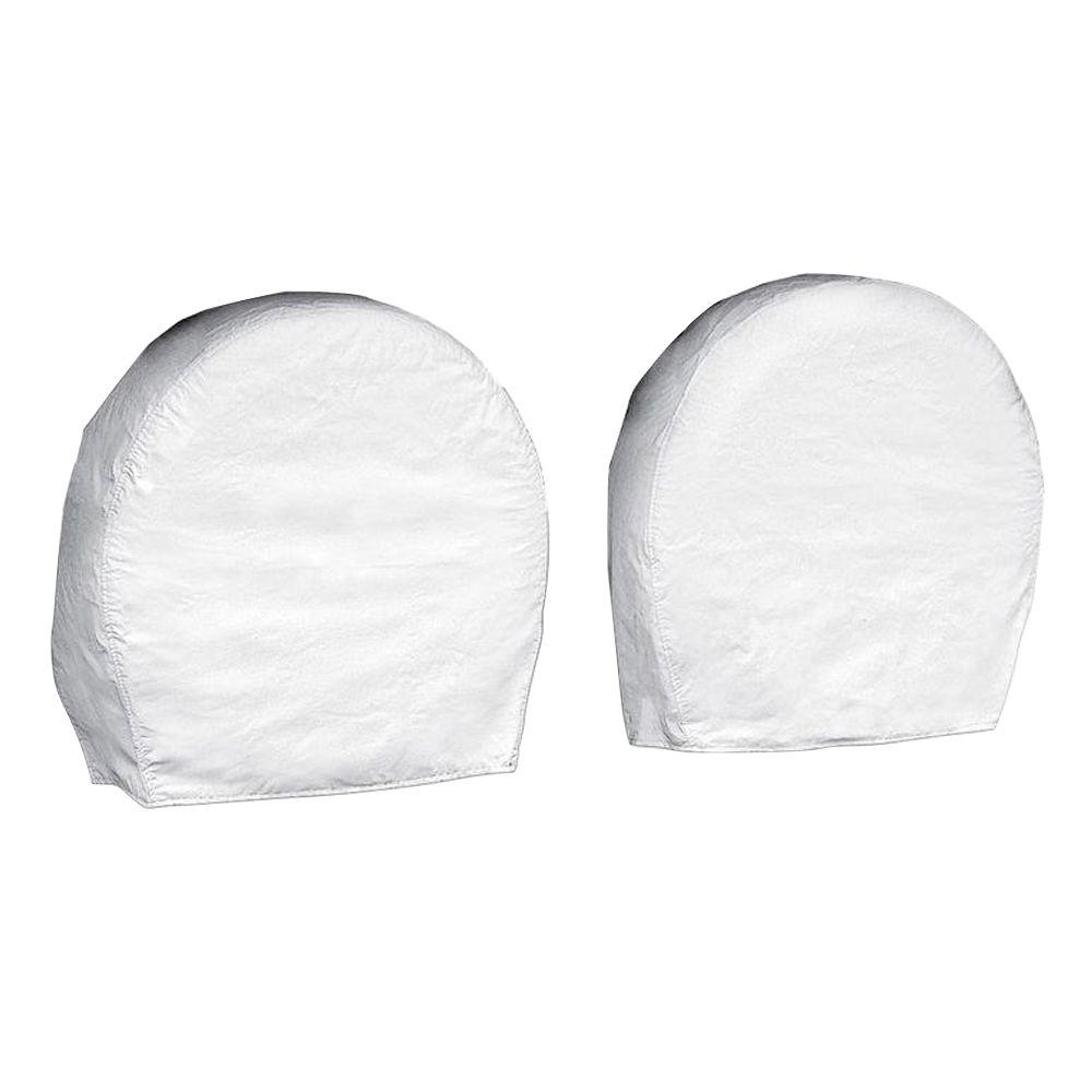 Classic Accessories 32 to 34-1/2 in. RV Wheel Covers