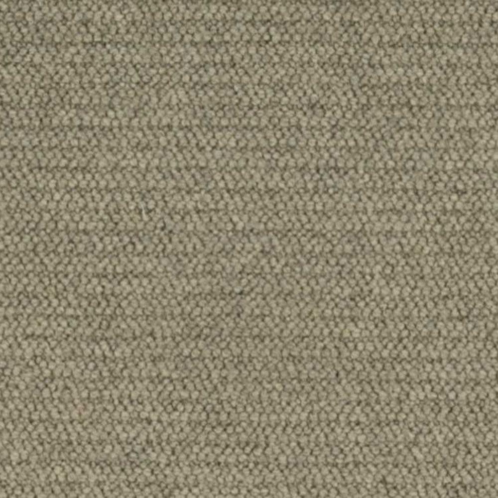 Carpet Sample - Hampton Rib - Color Cobblestone Pattern 8 in. x 8 in.