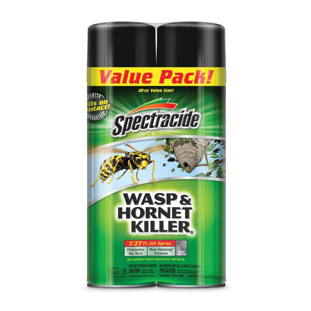 Spectracide Aerosol Wasp and Hornet Killer Spray Twin Pack