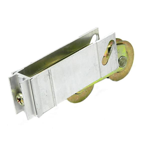 Steel Wheel Thermalume/Sunshine Sliding Door Tandem Roller Assembly