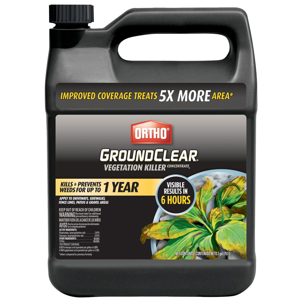 2 Gal. Groundclear Vegetation Killer Conc.