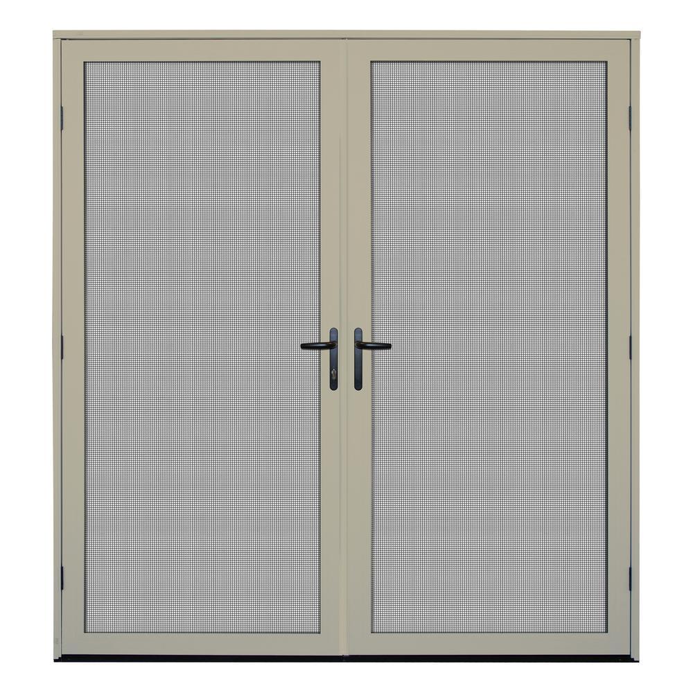 Phifer 40 in x 7 ft quik screen door 3027559 the home depot - Meshtec screen door ...