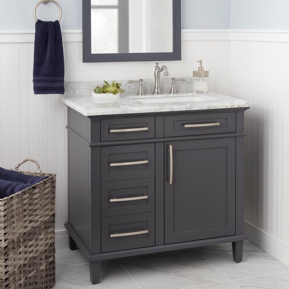 Warnick 8 in. Widespread 2-Handle Bathroom Faucet in Brushed Nickel