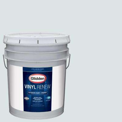 5 gal. #HDGB30D Shimmering Sky Low-Lustre Exterior Paint with Primer