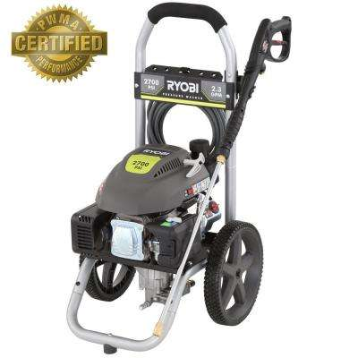 2,700-PSI 2.3-GPM Gas Pressure Washer