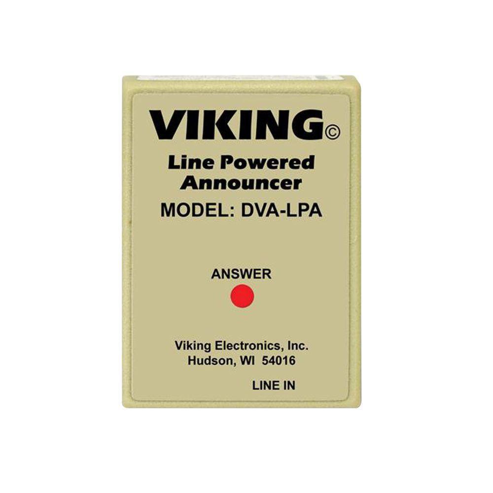 Viking Phone Line Powered Digital Voice