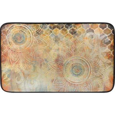 Designer Chef Multi 24 in. x 36 in. Anti-Fatigue Kitchen Mat