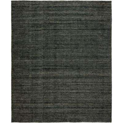 9 X 12 Wool Blend Solid Grant Area Rugs