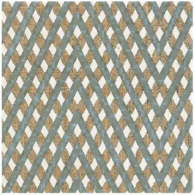 Boheme Grid 7-3/4 in. x 7-3/4 in. Ceramic Floor and Wall Tile