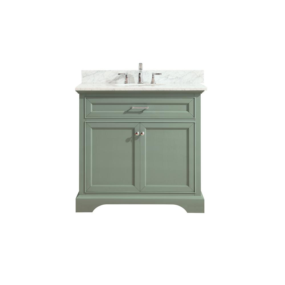 Home decorators collection dinsmore 38 in w vanity in for Home decorators vanity top