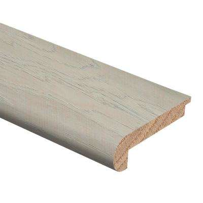 Hickory Granada 1/2 in. T x 2-3/4 in. W x 94 in. L Hardwood Stair Nose Molding