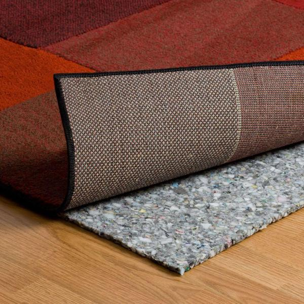 6 ft. x 8 ft. 5 lb. Density Premium Plush Rug Pad
