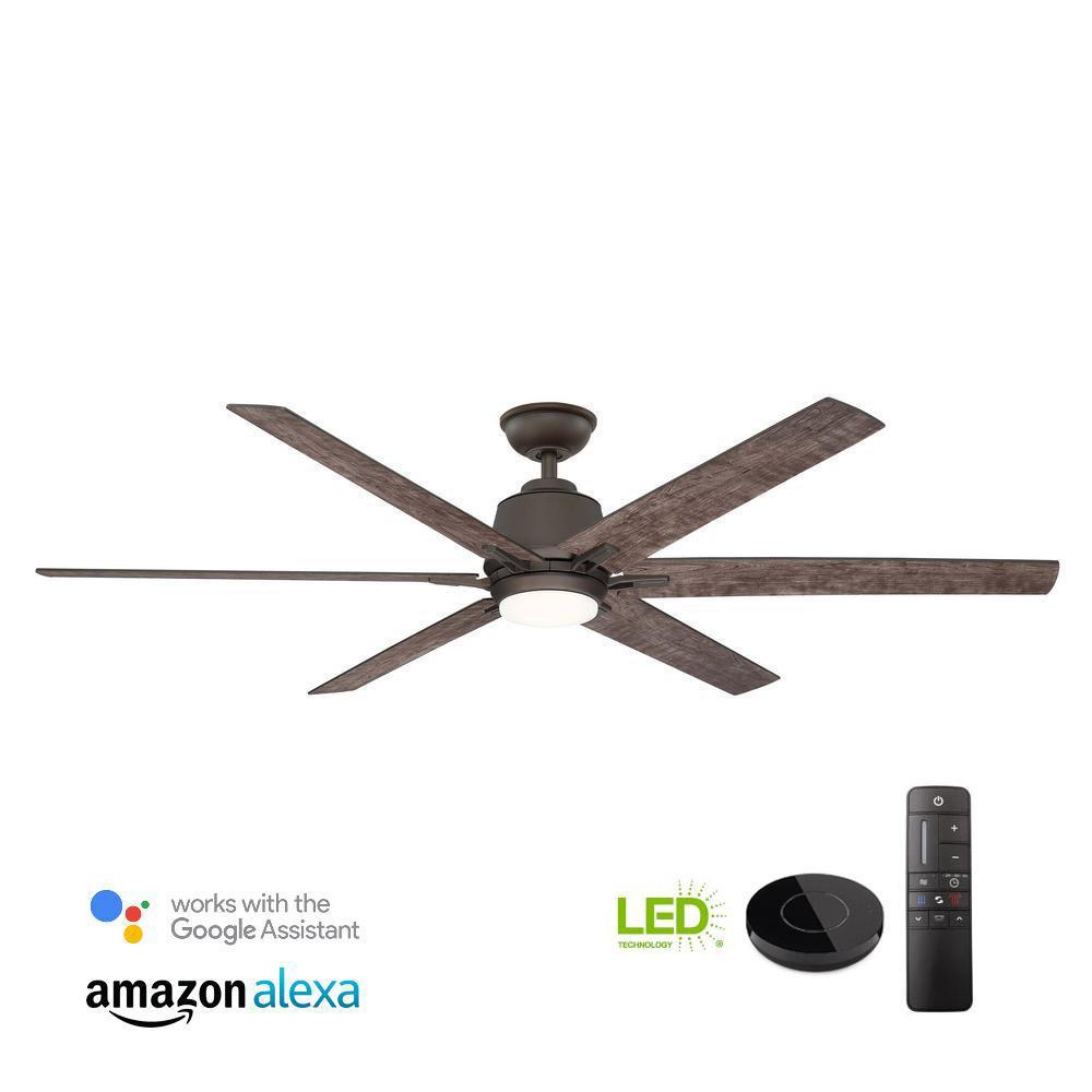 How Ceiling Fan Works