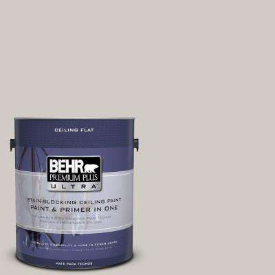 1 gal. No.UL260-12 Ceiling Tinted to Burnished Clay Flat Interior Paint and Primer in One