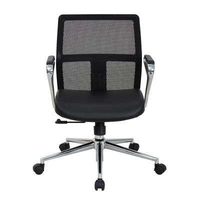 Mid Black Back Manager's Chair