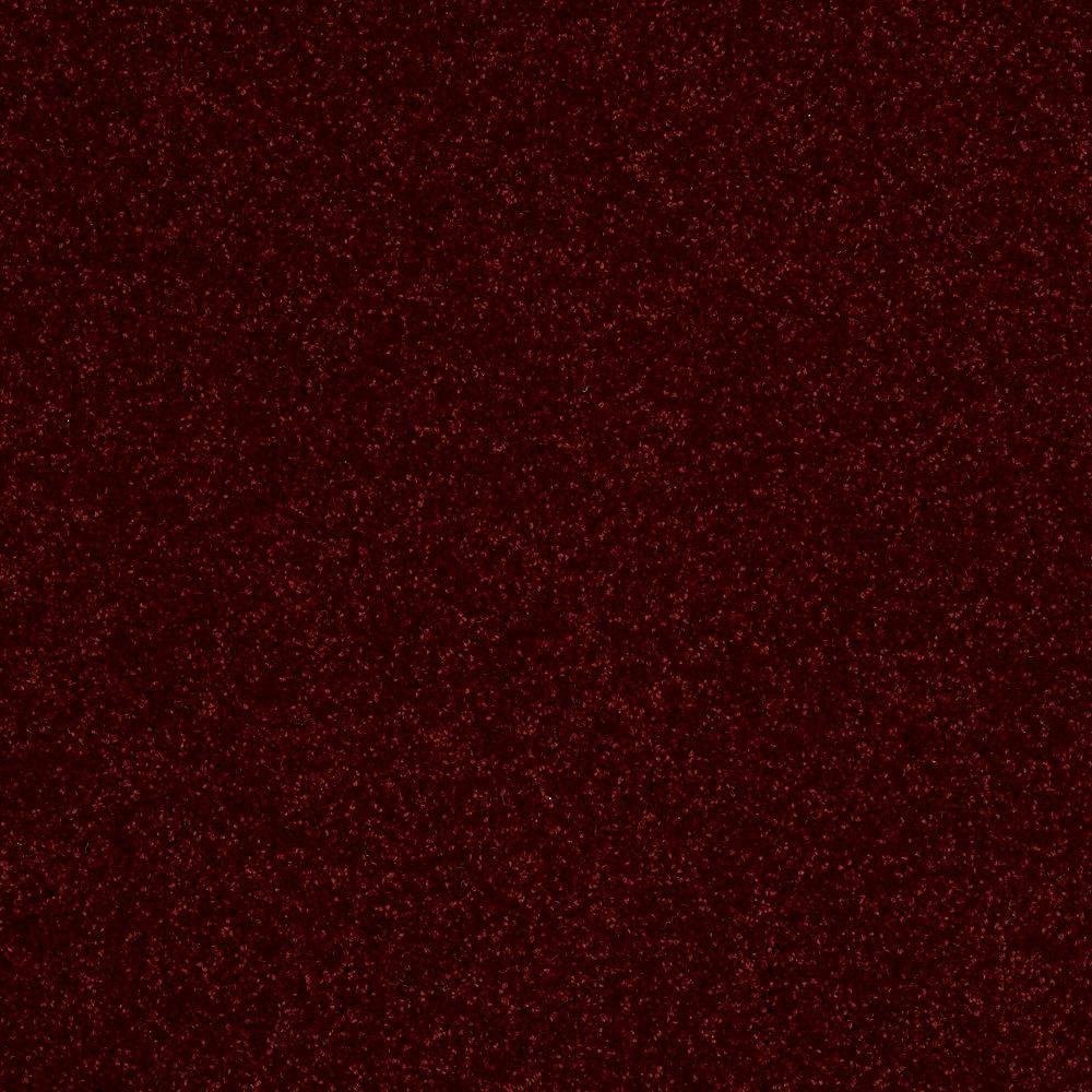 Carpet Sample - Cressbrook III - In Color Sultana 8 in. x 8 in.