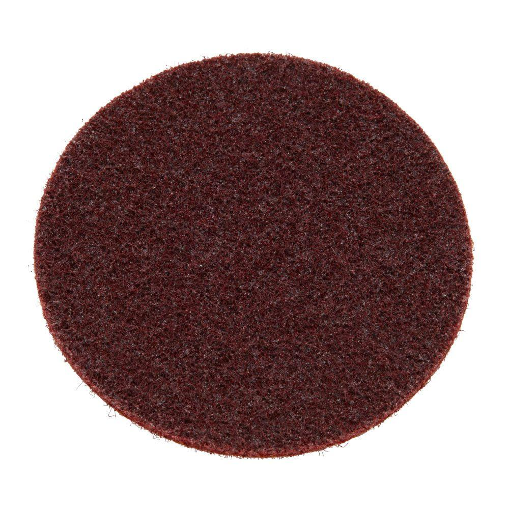 Milwaukee 4-1/2 in. Medium Grit Surface Disc (3 Per Pack)