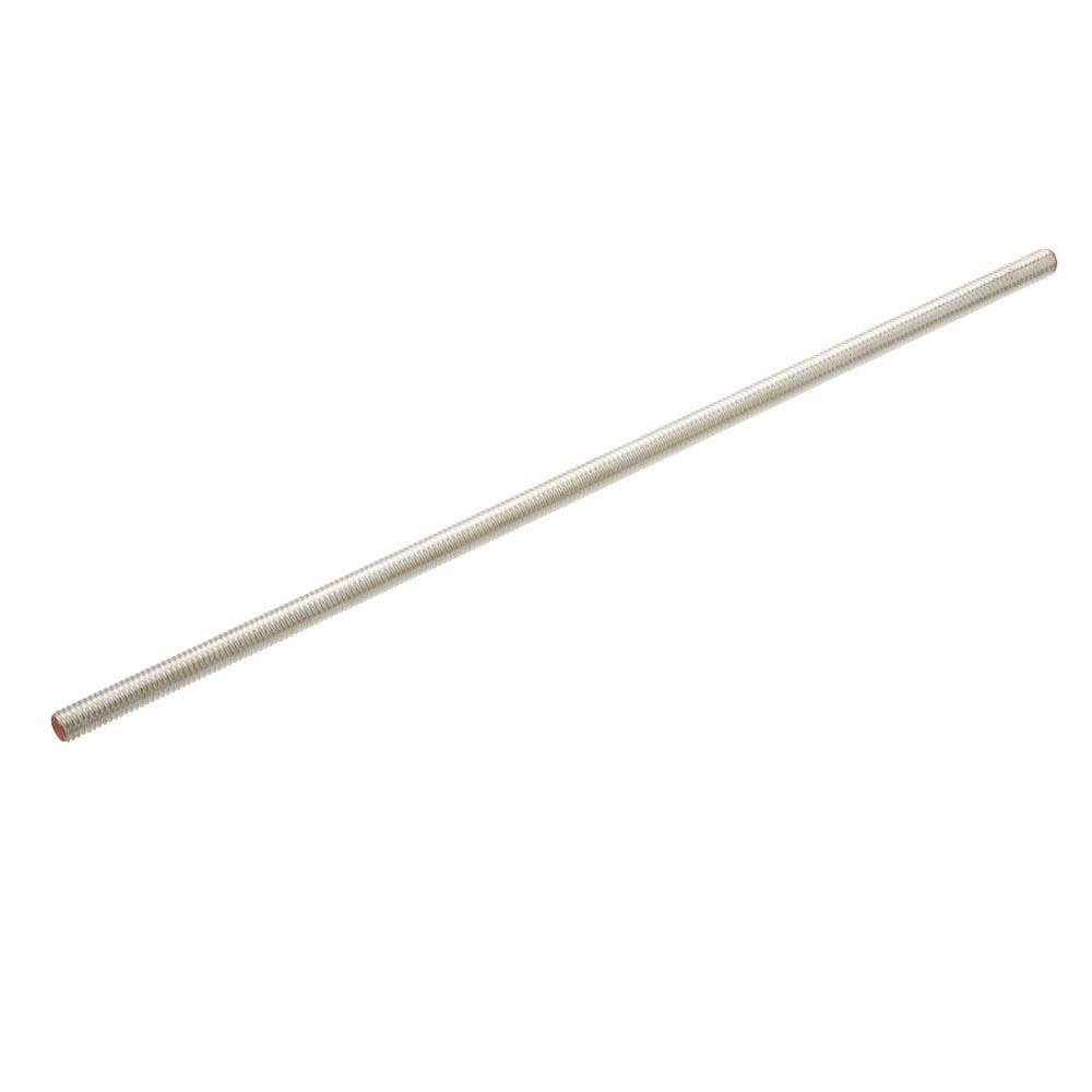 5/8 - 11 in. x 10 ft. Zinc Plated Threaded Rod