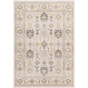 Nyss Gold 2 ft. x 4 ft. Indoor Area Rug
