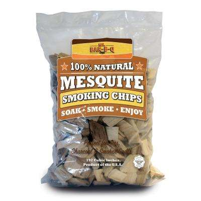 2 lbs. Mesquite Wood Chips