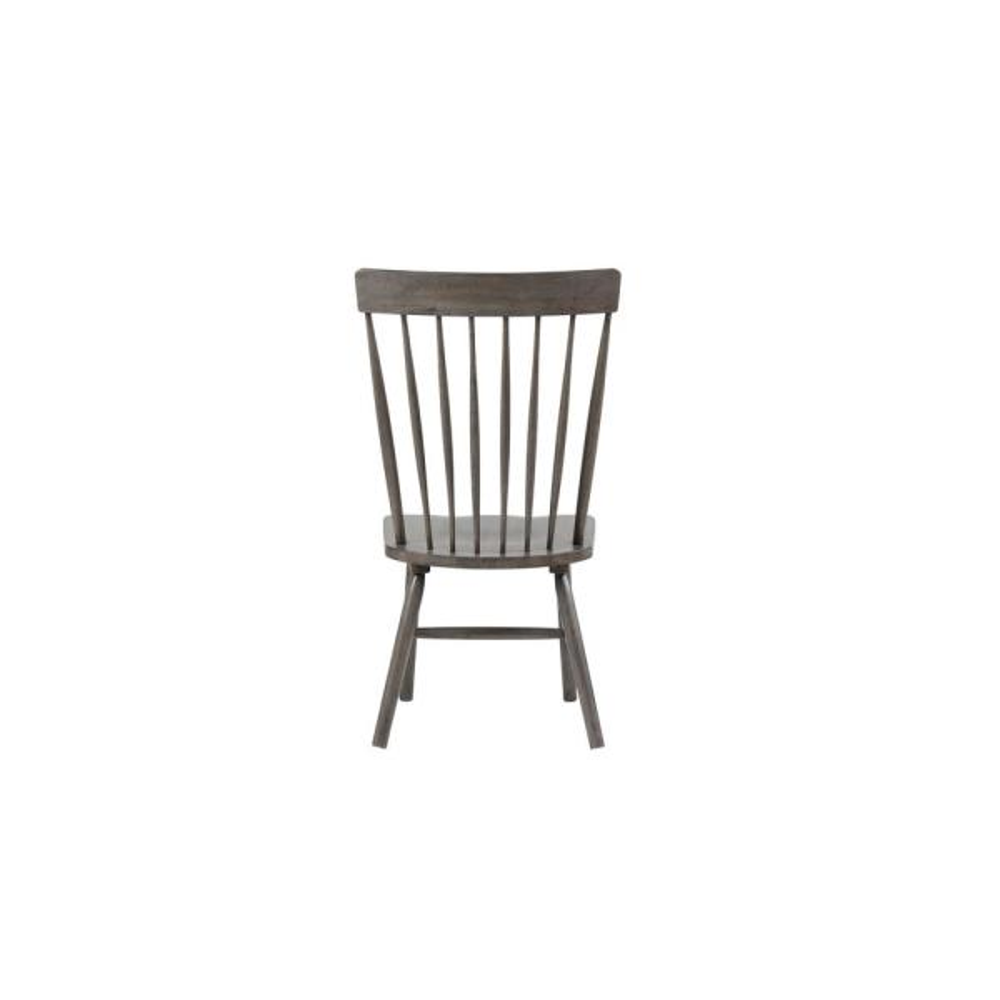 Superb Acme Furniture Adriel Antique Gray Oak Side Chair Set Of 2 Theyellowbook Wood Chair Design Ideas Theyellowbookinfo