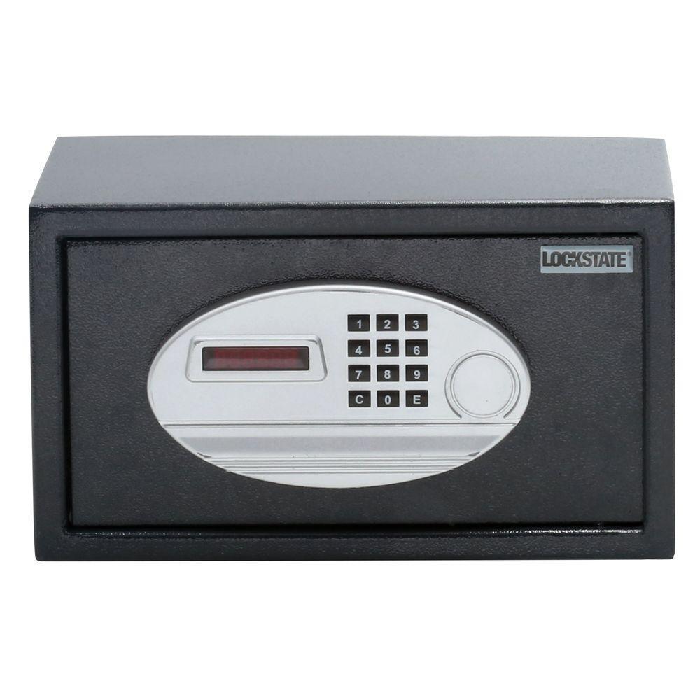 LockState Digital Lock Hotel Safe with Master Key