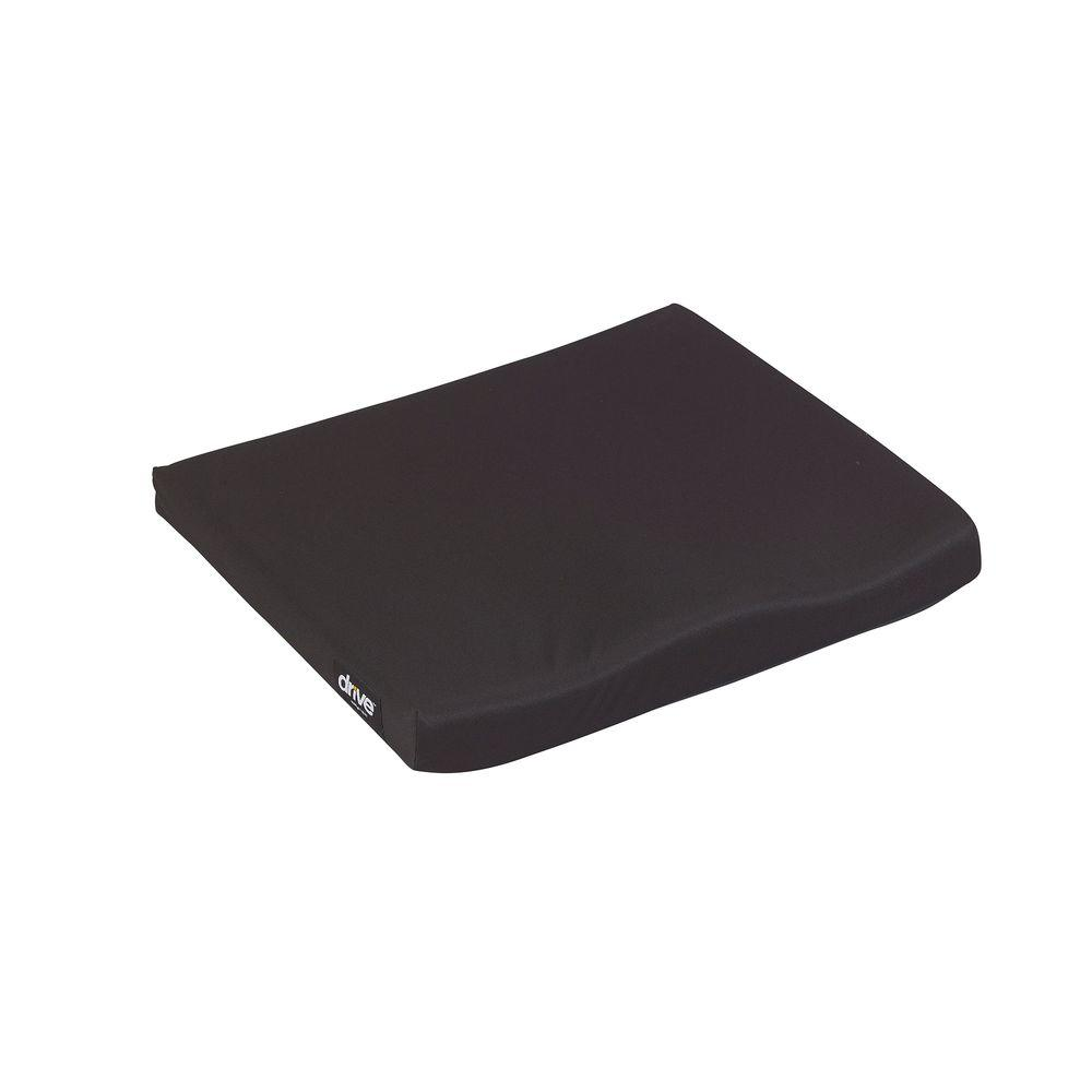 18 in. W Molded General Use 1-3/4 in. Wheelchair Seat Cushion