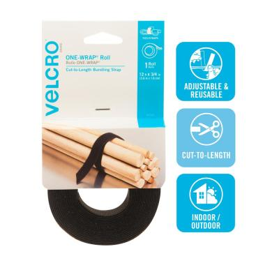 12 ft. x 3/4 in. One-Wrap Strap