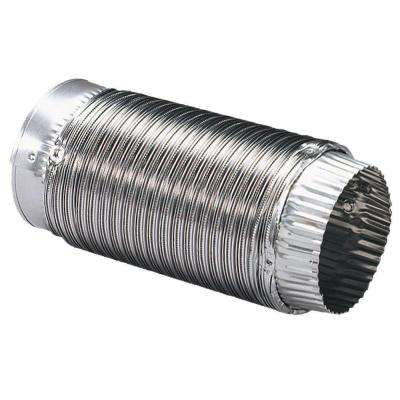 24 in. L x 4 in. D Duct Connector